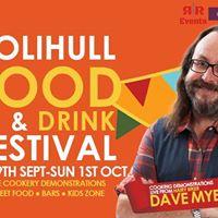Solihull Food &amp Drink Festival 2017