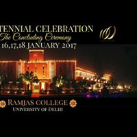 Ramjas College Centennial Celebrations Culmination Episode