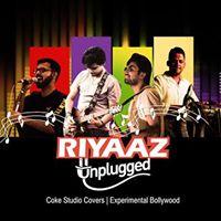 Unplugged Night Riyaaz Live at Rude Powai