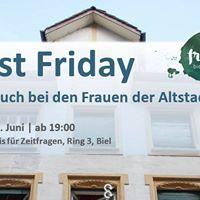 First Friday - Die Frauen der Altstadt