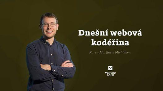 Kurz Dnen webov kodina - modern HTML a CSS