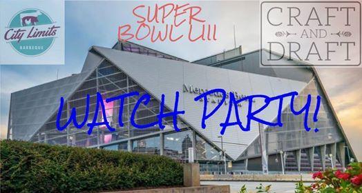 SB LIII Watch Party