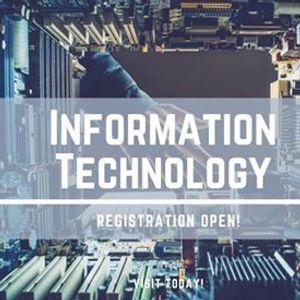 Diploma Information Technology - It Career Free Workshop