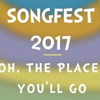Songfest 2017 Oh The Place Youll Go
