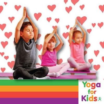 Kids Yoga &quotValentines Adventure&quot (Ages 3 &amp Homeschoolers)