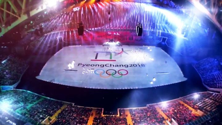 PyeongChang 2018 Olympic Winter Games opening ceremony