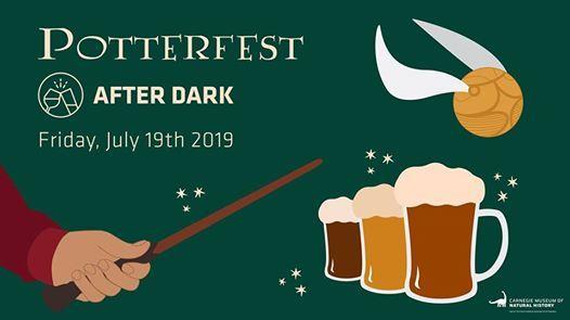 Potterfest After Dark
