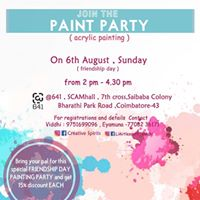 The Paint Party