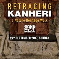 Retracing Kanheri - a nature heritage walk.