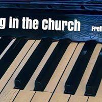 Jamsession in der REFO Kirche