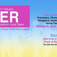 Live Music Industry Mixer