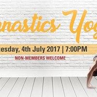 Gymnastics Yoga