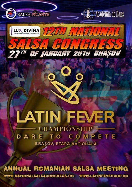 Latin Fever Championship Braov etap naional 27.01.2019