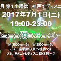 2017.7.1 Sat DiscoZafiro