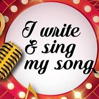 I write and sing my song