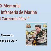 XXX Memorial Sargento de Infantera de Marina Carmona Pez