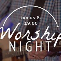 Worship Night - Jnius 8.