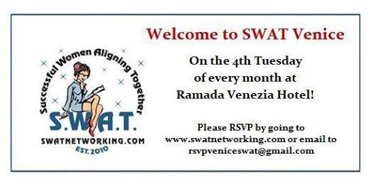 SWAT  Venice Monthly Luncheon