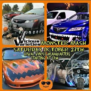 MONSTER MASH Car Meet