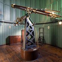La cupola Schiaparelli allOsservatorio