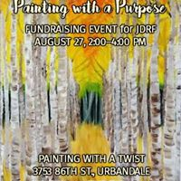 Fundraiser for JDRFTeam Eliana