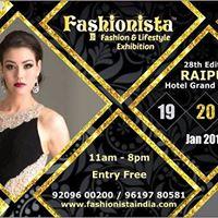 FASHIONISTA Fashion &amp Lifestyle Exhibition - Raipur 18
