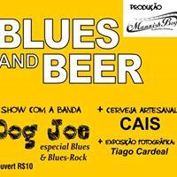 BLUES and BEER  8 edio  show Dog Joe