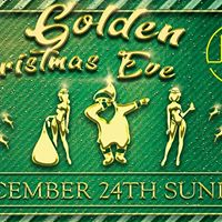 FLY Presents A Golden Christmas EVE  Sunday 24th December