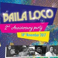Baila Loco 2nd Anniversary