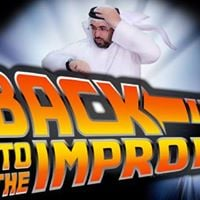 Back to the Improv Comedy Night (Free admission)