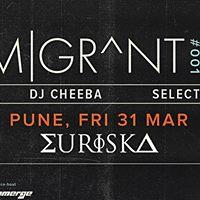 Immigrant Live 001 feat. Akala DJ Cheeba &amp Selectah Si Chai