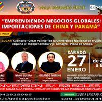 Emprendiendo Negocios Globales Importaciones De China Y Panama