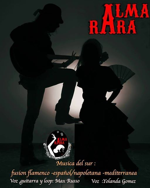 ALMA RARA Concierto Flamenco Fusin