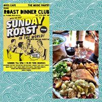 TMP vegan roast dinner club