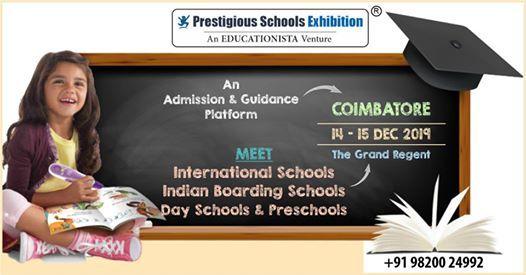 Educationista Prestigious School Exhibition - Coimbatore