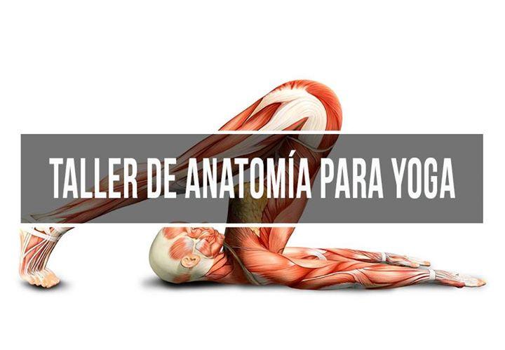 Taller de anatomía para Yoga at ENERGÍA, Buenos Aires