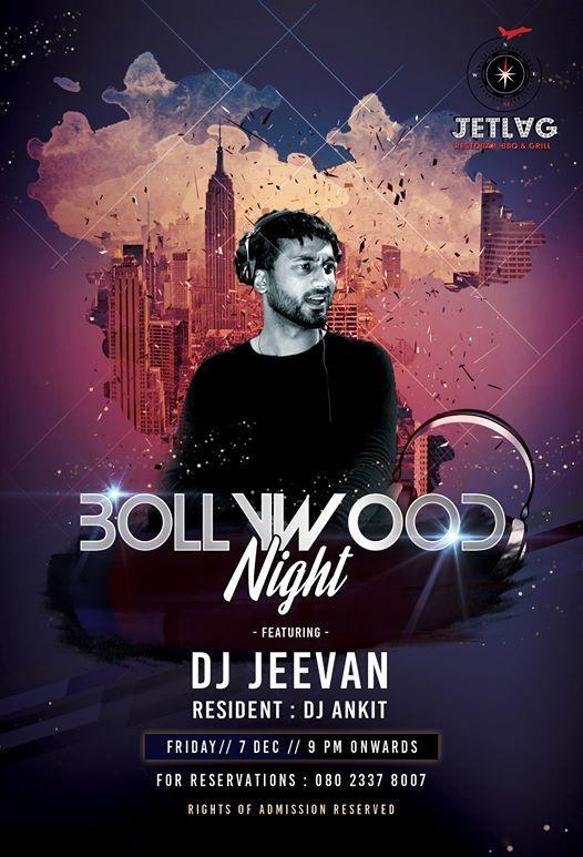 Bollywood Night Ft. DJ Jeevan