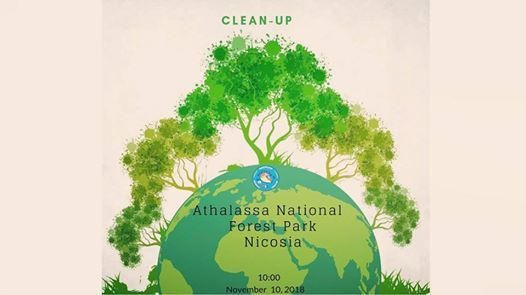Clean Up Athalassa Park