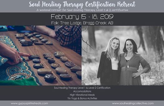 Soul Healing Therapy Certification Retreat