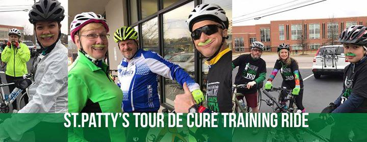 Tour de Cure SC Training Ride