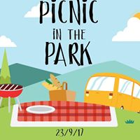 Sisters Picnic in the Park