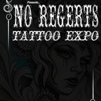 No Regerts Tattoo Expo
