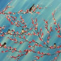 Paint Party - Blossoms