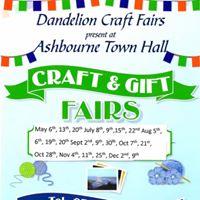 Ashbourne Craft Fair