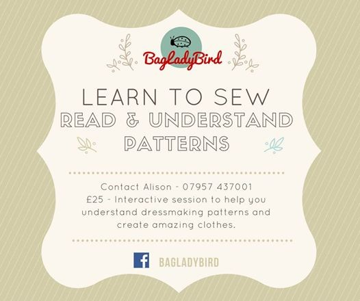Learn To Sew Read Understand Patterns Oh Sew Sweet At Oh Sew