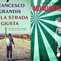 Rivoluzionari&quot del viaggio Darinka Montico e Francesco Grandis