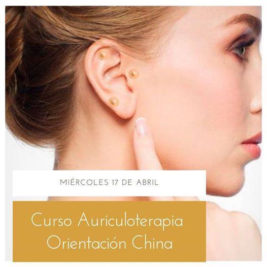 Curso intensivo Auriculoterapia Orientacin China