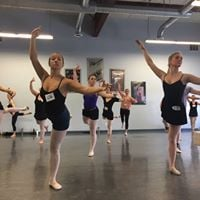 Dancer Audition Farm to Ballet and Ballet Vermont