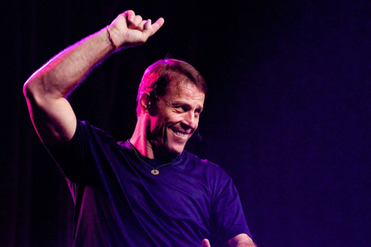 TONY ROBBINS UNLEASH THE POWER WITHIN