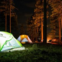 Camping with HUB &amp Friends